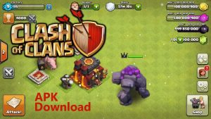 clash of clans mod apk 2017 free download